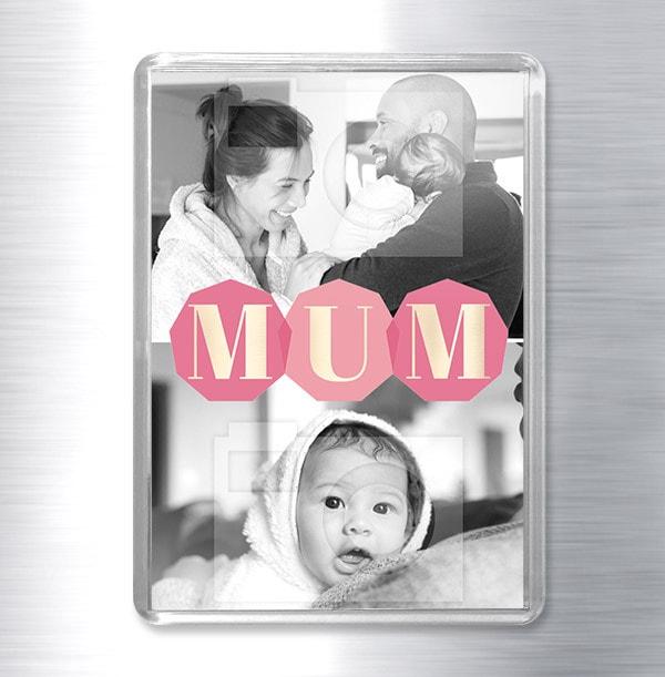MUM Multi Photo Magnet