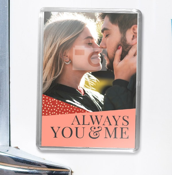 Always You & Me Photo Magnet