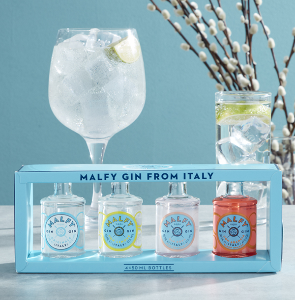 Malfy Gin Miniature Selection Pack