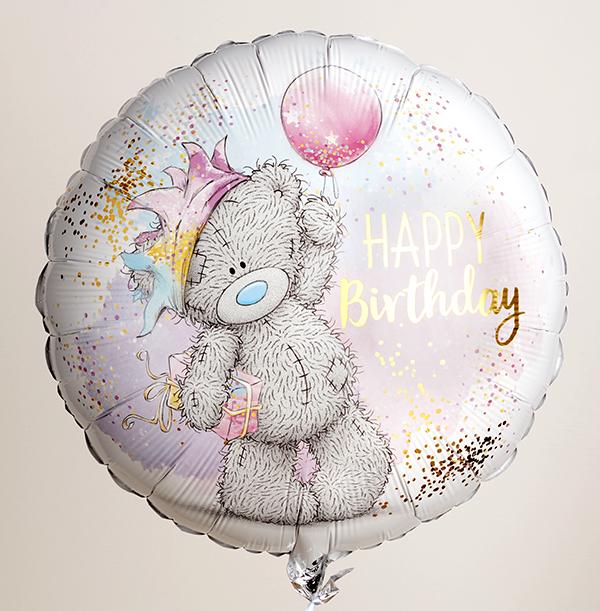 Me To You Tatty Teddy Birthday Balloon