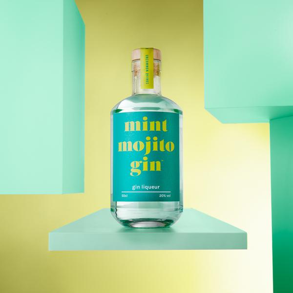 Mint Mojito Gin Liqueur