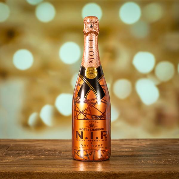 Moët & Chandon Nectar Impérial Rosé Champagne