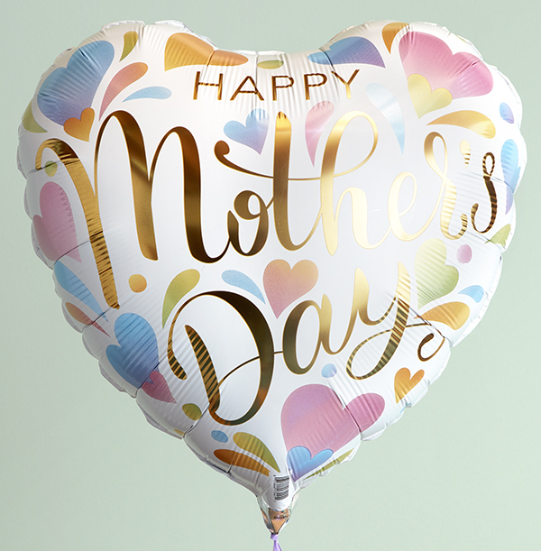 Mothers Day Heart Balloon
