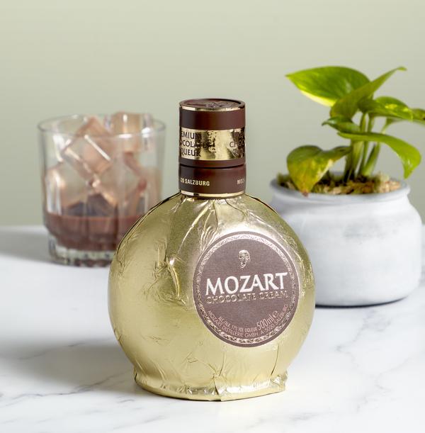 ZDISC 8/21 Mozart Gold Chocolate Cream Liqueur