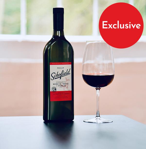 Nero di Troia IGP Organic Letterbox Red Wine