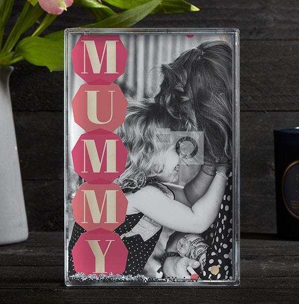 MUMMY Photo Block - Portrait