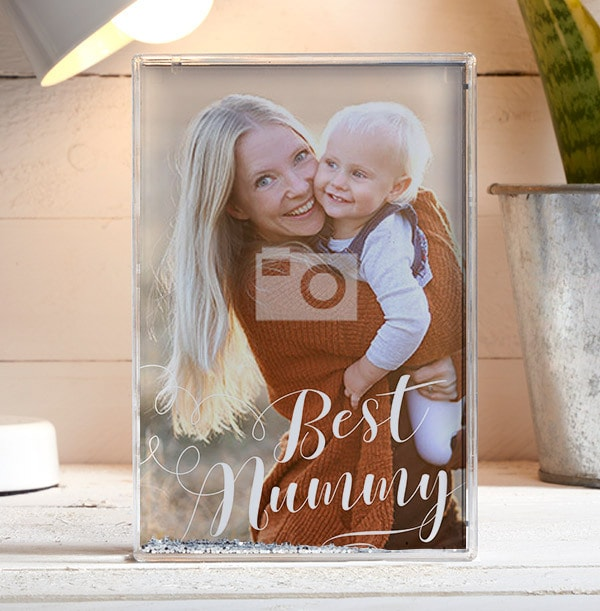 Best Mummy Photo Block - Portrait