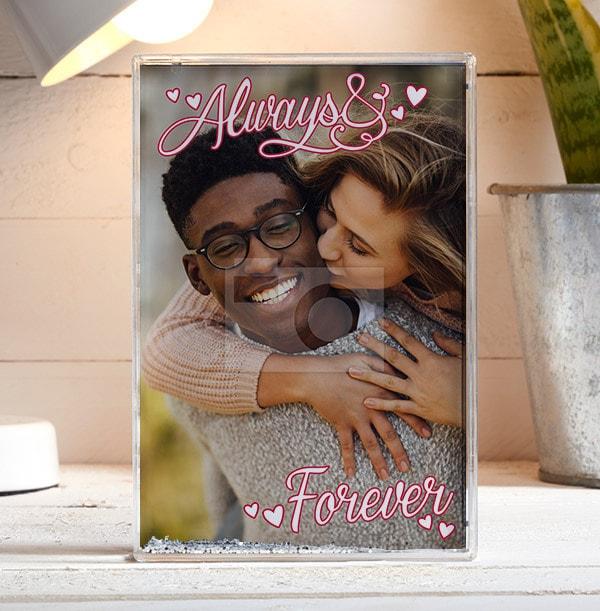Always & Forever Photo Block - Portrait