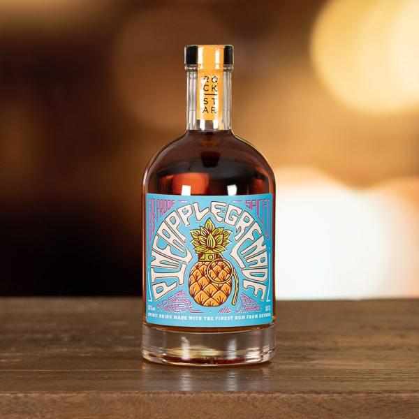 Pineapple Grenade Spiced Rum