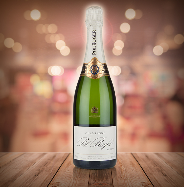 Pol Roger Brut Réserve Champagne