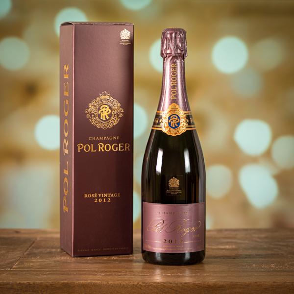 Pol Roger Rosé 2012 champagne