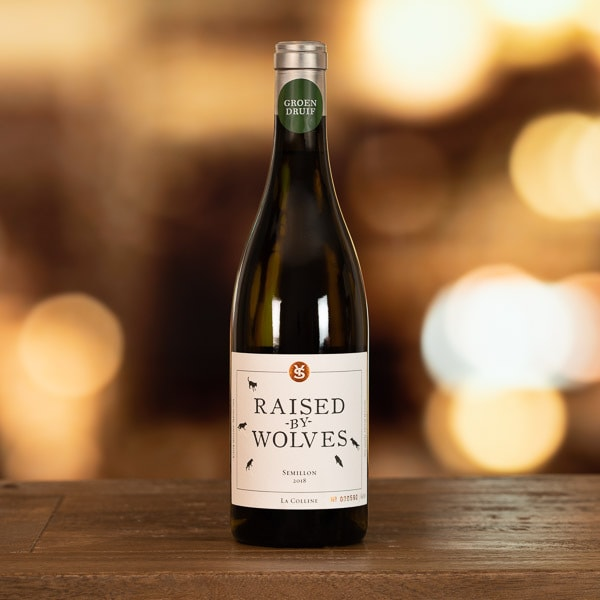 Raised By Wolves 'La Colline' Semillon 2018 White Wine
