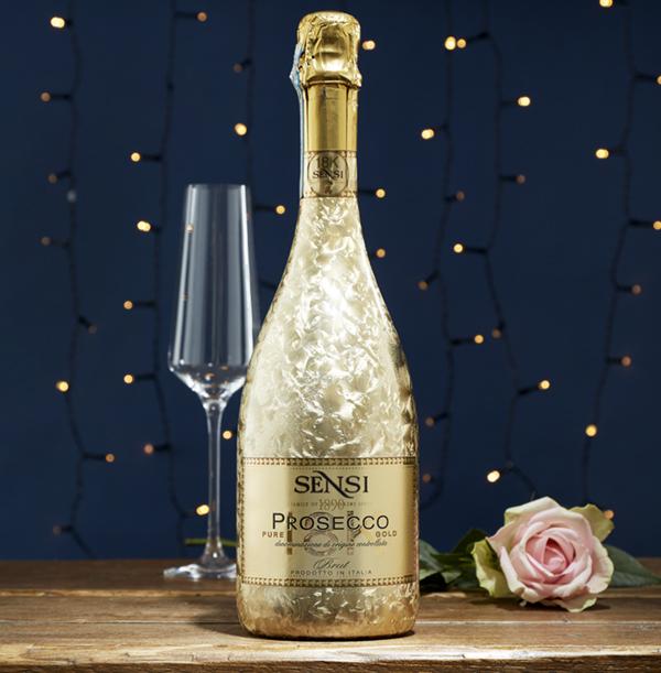Sensi Prosecco 18k Bottle