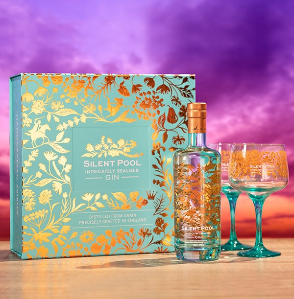 Silent Pool Gin Gift Pack 70cl