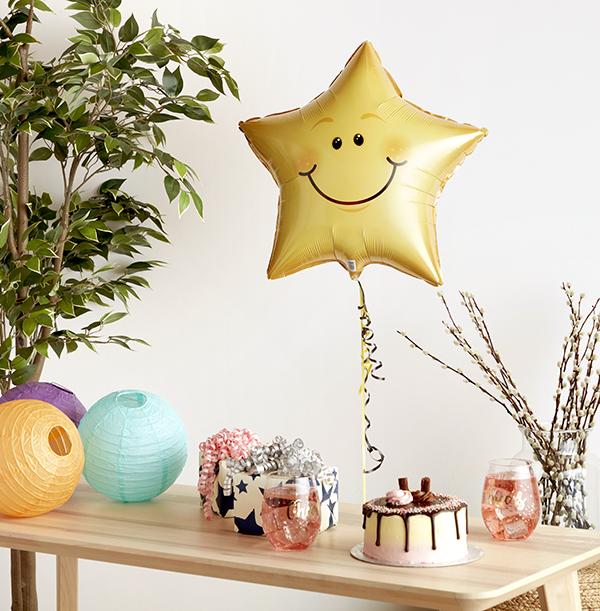 You are a Star Balloon