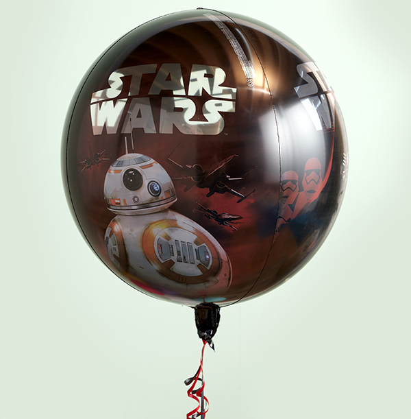 Star Wars The Force Awakens Orbz Balloon