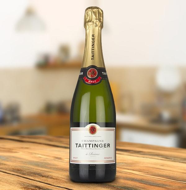 Taittinger Brut Réserve Champagne 75cl
