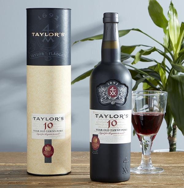 Taylor's 10yr Tawny Port in Gift Box