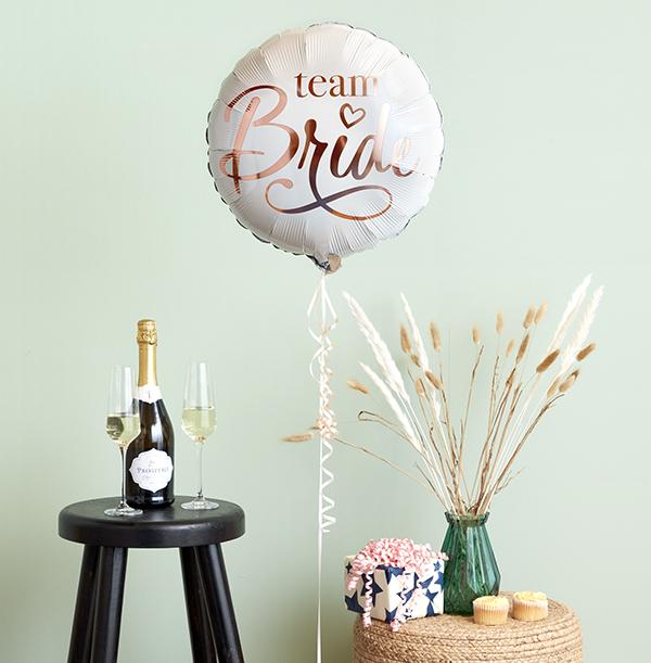 Team Bride Balloon