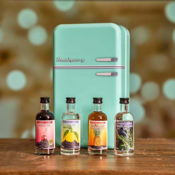That Boutique-y Gin Company - Retro Gin Fridge