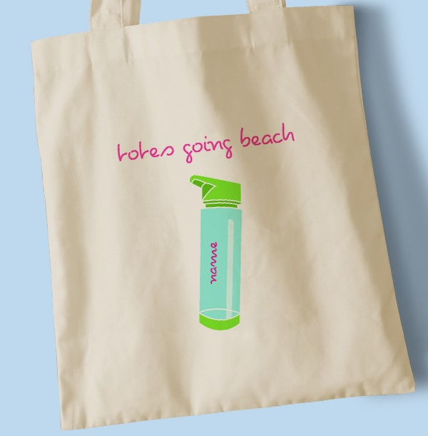 Totes Going to the Beach Tote Bag