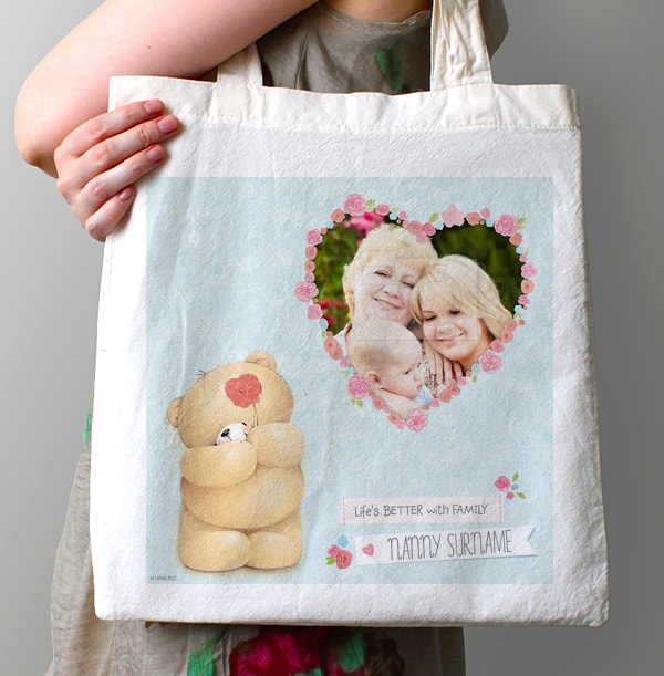 Forever Friends Photo Tote Bag