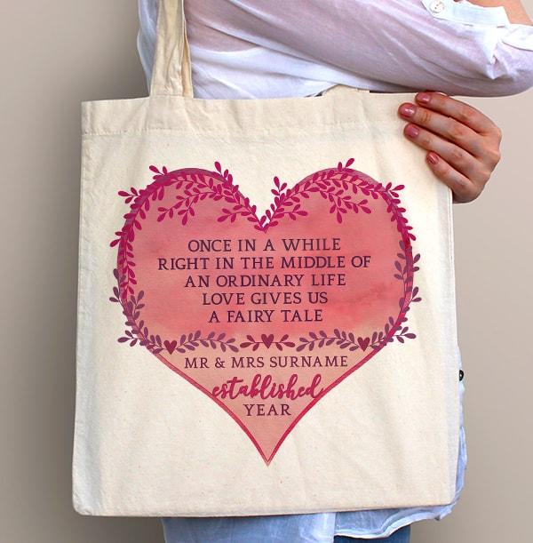 A Fairy tale Tote Bag