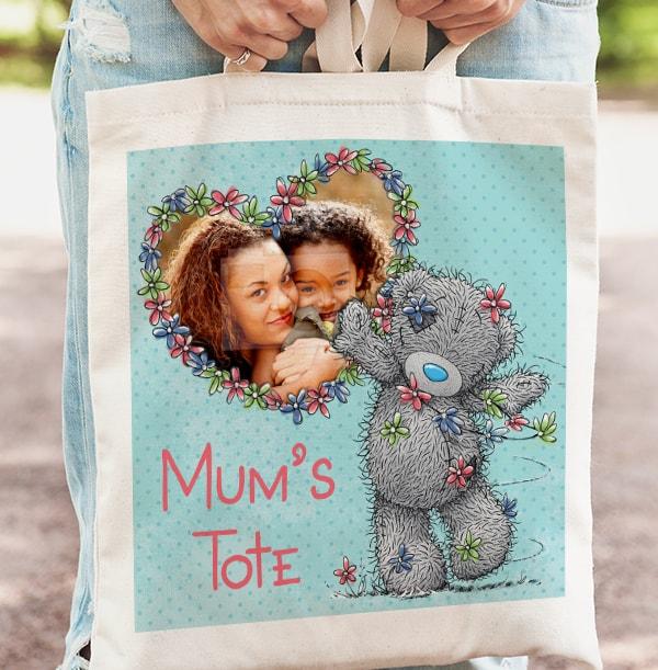 Tatty Teddy Photo Tote Bag for Mum