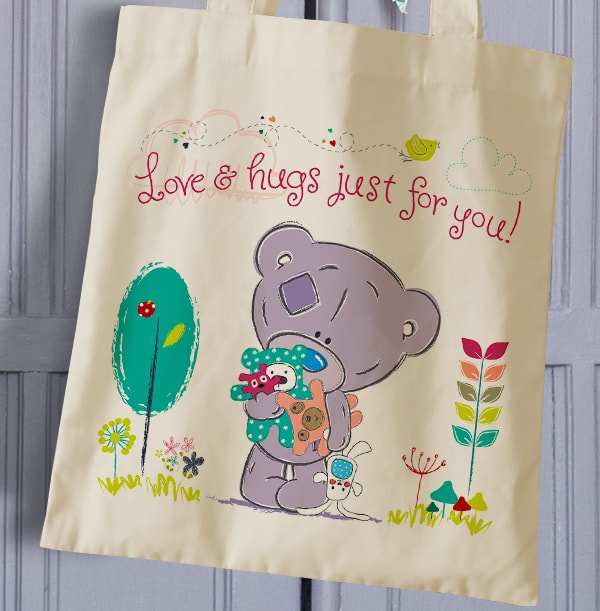 Love & Hugs for You Tote Bag - Me to You
