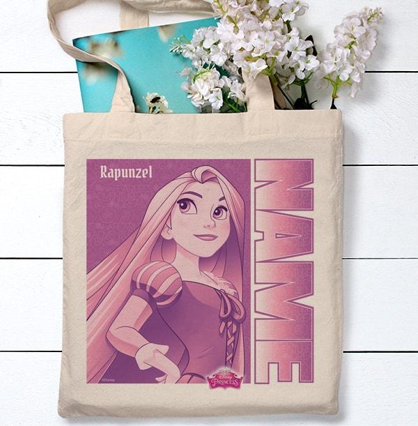 Rapunzel Tote Bag - Disney Princess