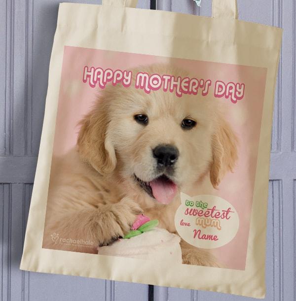 Sweetest Mum Tote Bag - Rachael Hale