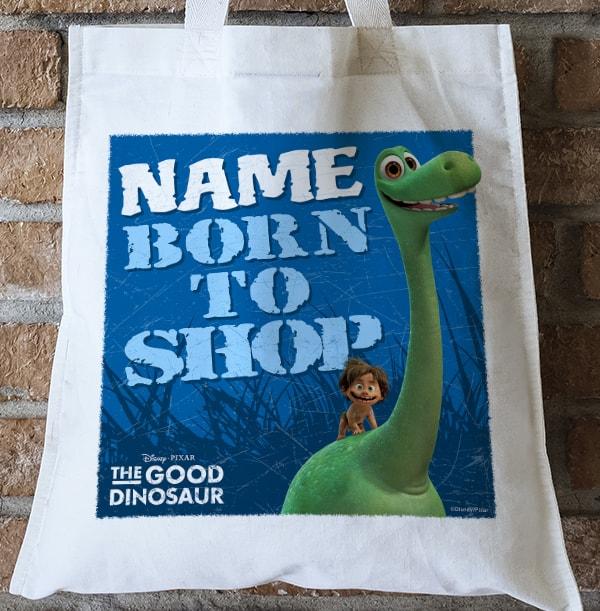 The Good Dinosaur Tote Bag - Personalised Arlo & Spot