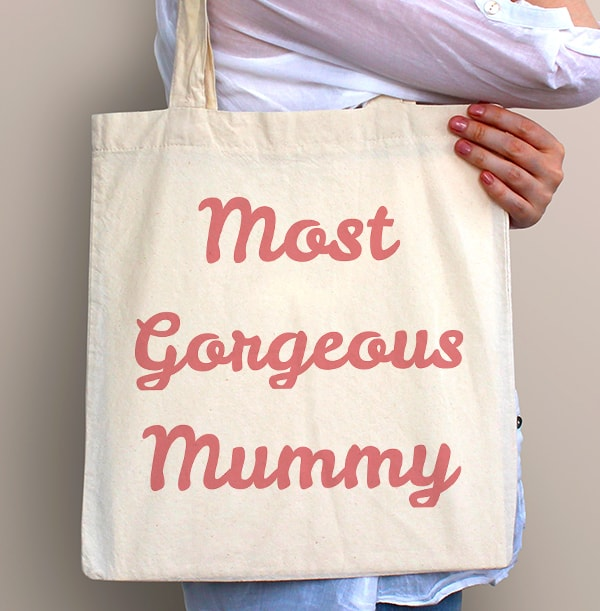 Most Gorgeous Mummy Tote Bag