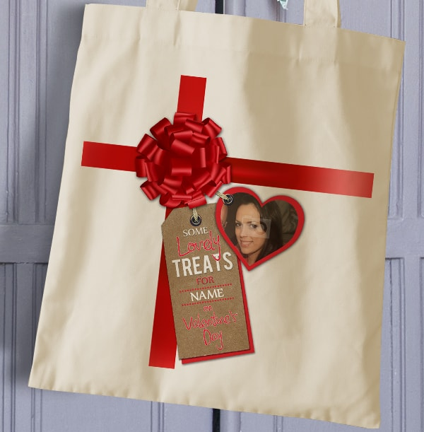 Present Style Personalised Tote Bag