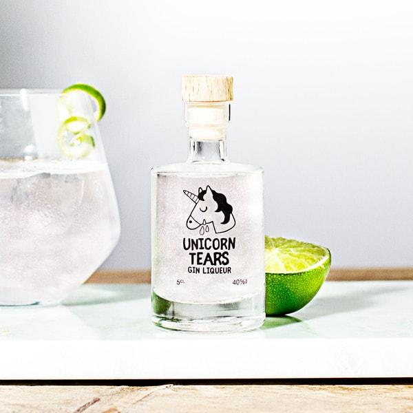 Unicorn Tears Gin Liqueur Miniature