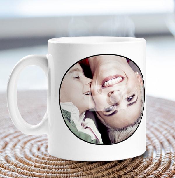 N is for Name Personalised Mug