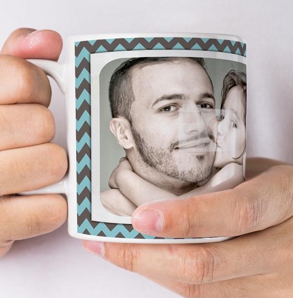 Loves Her Daddy Personalised Mug