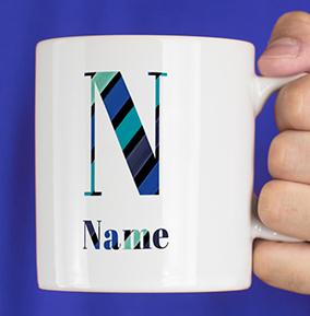 Name Personalised Mug
