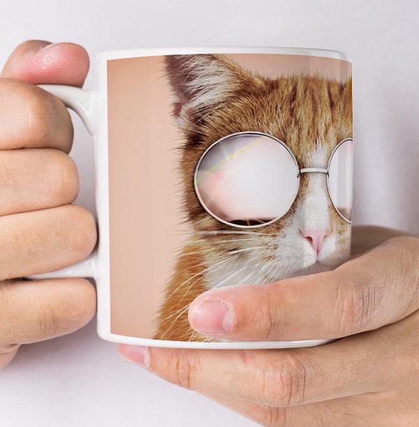 Don't Stress Meowt Personalised Mug