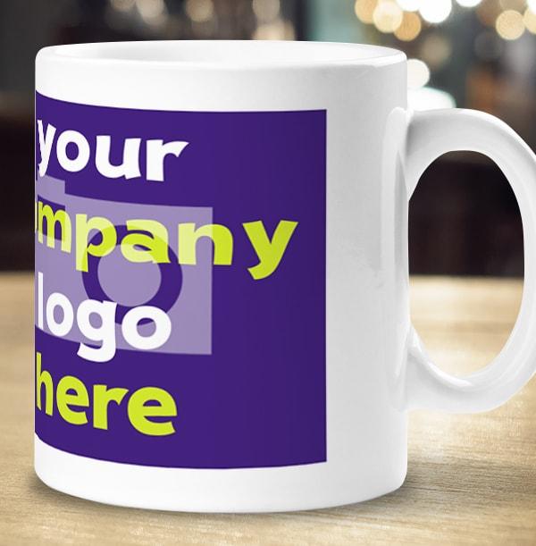 Personalised Mug - Photo Upload White