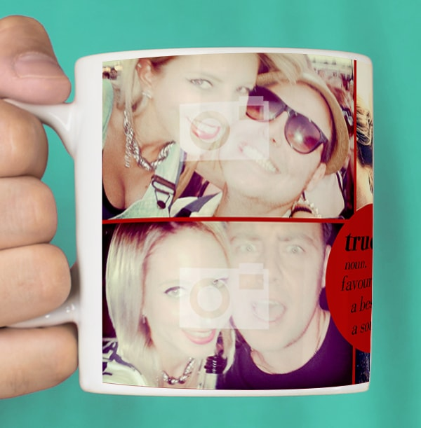 Definition of True Love Personalised Mug