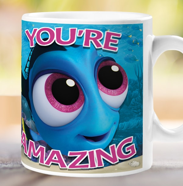 You're Amazing Finding Dory Mug