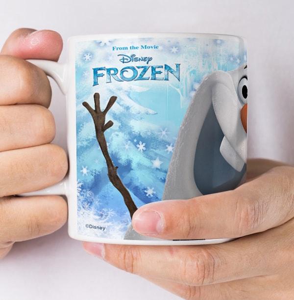 Olaf Personalised Mug - Disney Frozen