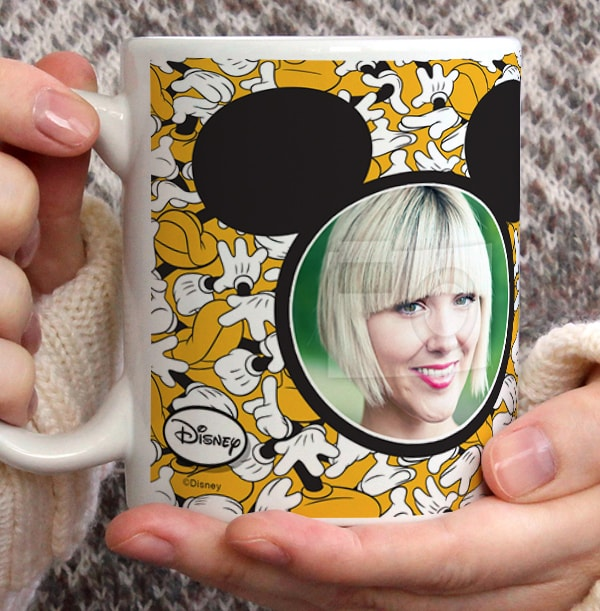 Disney Mickey Mouse Personalised Mug