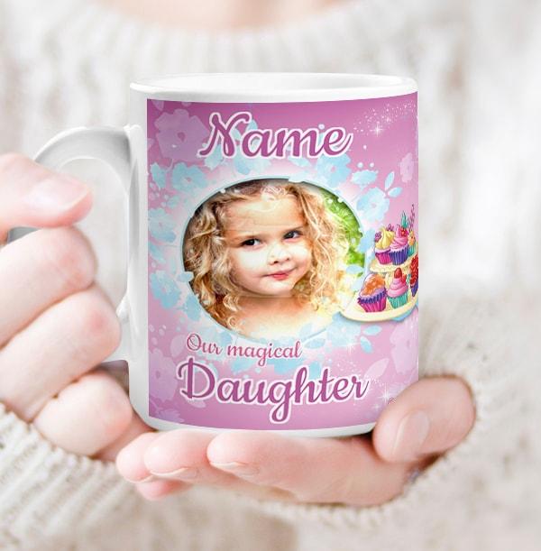 Disney Princess Personalised Mug