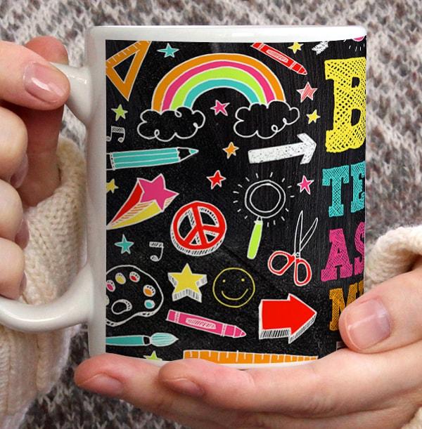 Best Teaching Assistant Personalised Mug