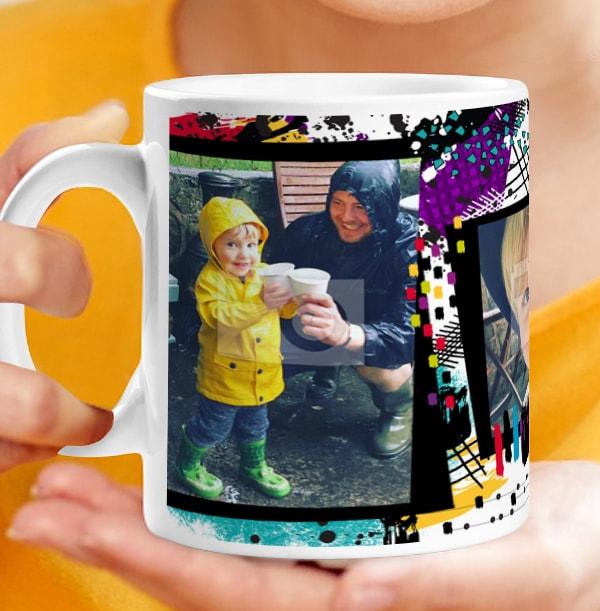 Multi Photo Upload Scratch the Surface Mug