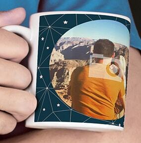 Daddy - To The Moon Photo Mug
