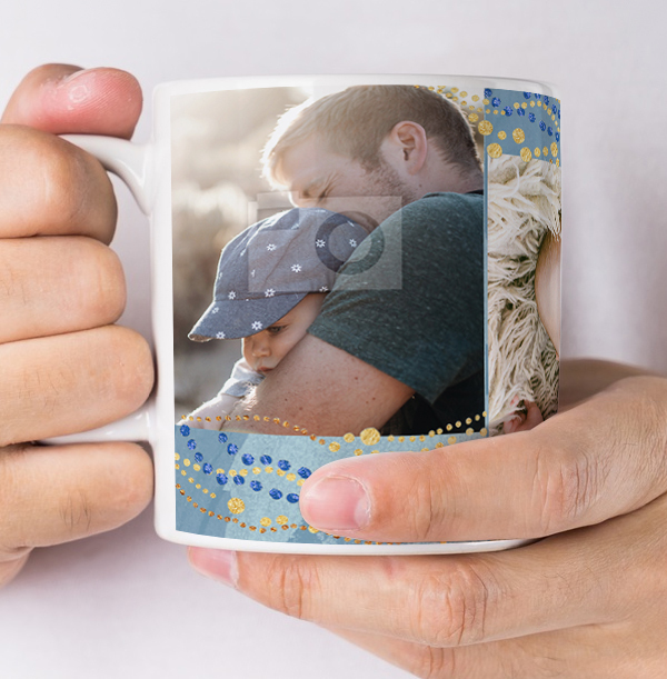 The Best Husbands get Promoted to Daddy Photo Mug