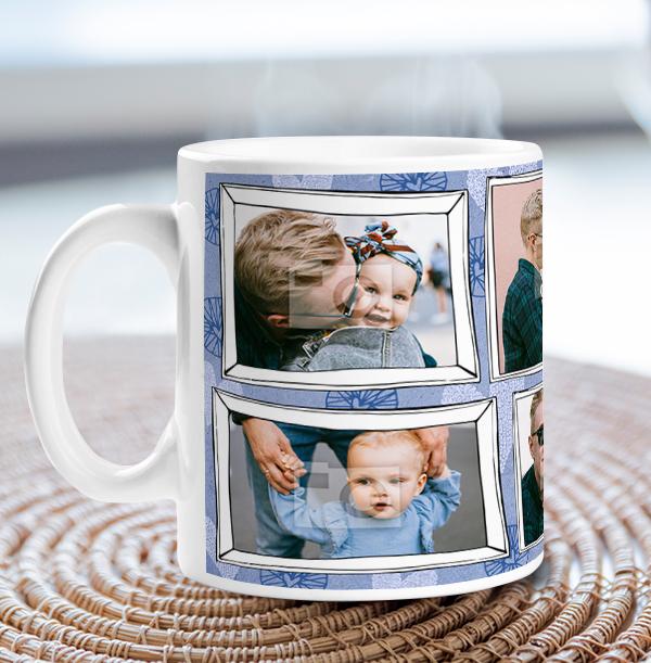 Photo Frames Mug